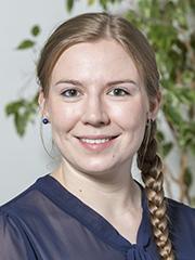 Mitarbeiterporträt von Kristana Pflug