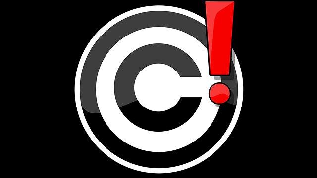 Symbol für Urheberrecht