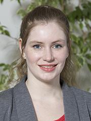 Mitarbeiterporträt Jessica Redmann