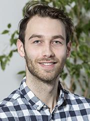 Mitarbeiterporträt von Herrn Wienefeld