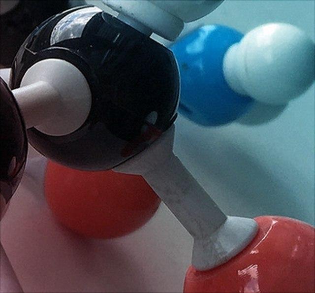 Molekülmodell