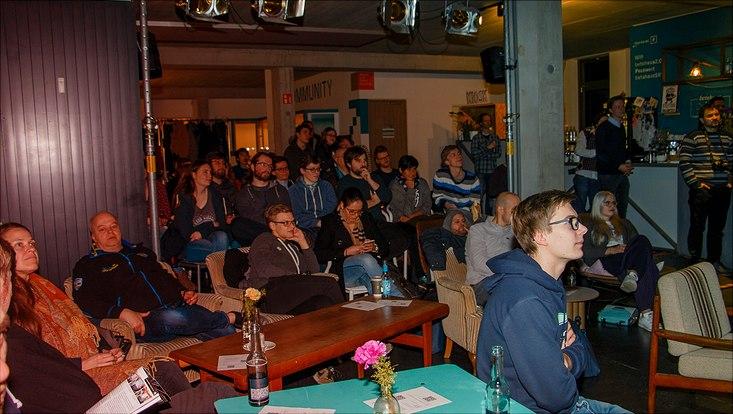 Zuschauer LabTalk