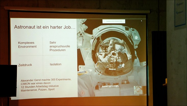 IBM Folie Astronaut
