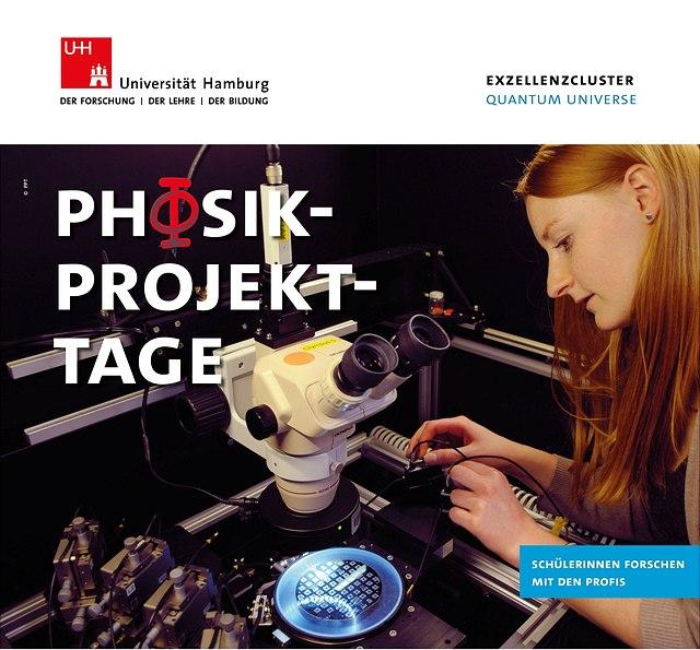 Physik Projekt Tage 2019