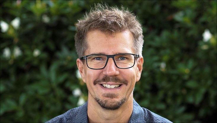 Prof. Dr. Arp Schnittger vom Fachbereich Biologie der Universität Hamburg