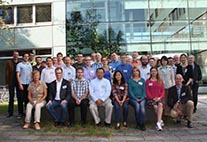 Seaice workshop participants