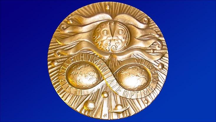 Honorary Medal De Scientia et Humanitate Optime Meritis