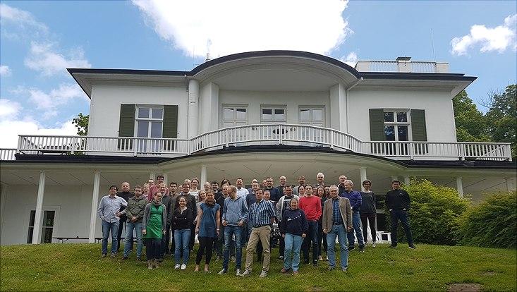 MI Retreat im Elsa-Brändström-Haus 2019