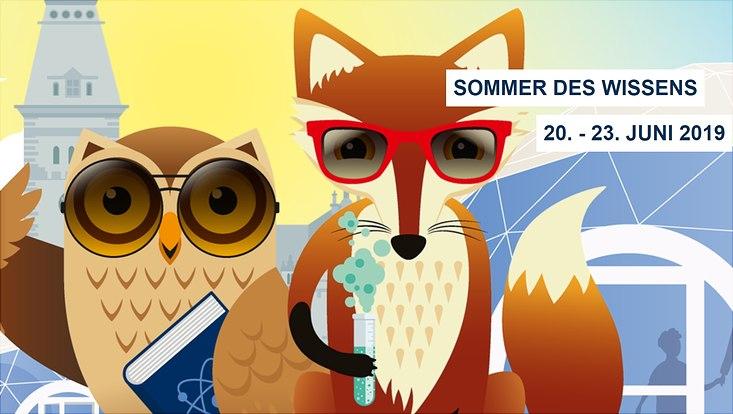 Sommer des Wissens