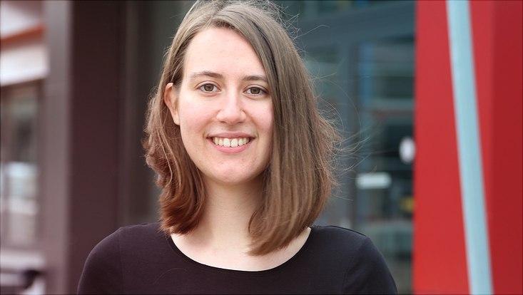 Portrait of Alexandra Mozdzen
