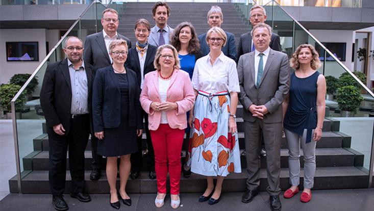 Kabinett zum Klimaschutz