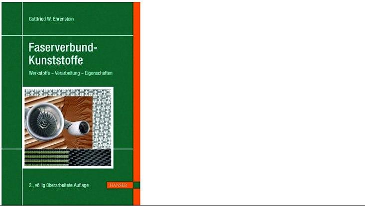 """Cover """"Faserverbund-Kunststoffe"""""""