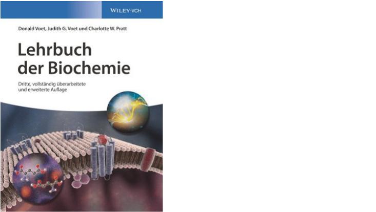 Cover von Lehrbuch der Biochemie