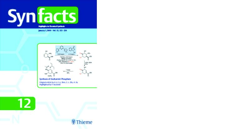 Cover Synfacts