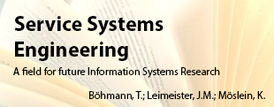 Service Systems Engineering