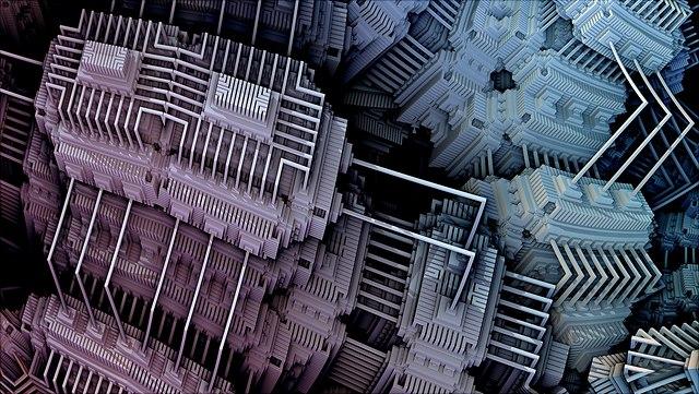 Quantum Computer Close-up
