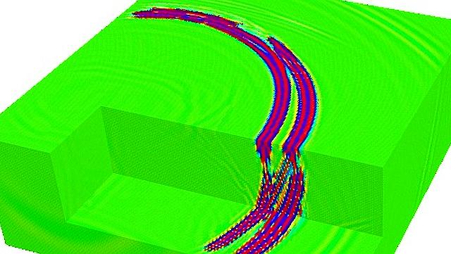 wave propagation simulation