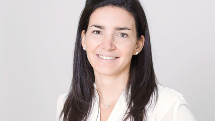 Portrait of Francesca Calegari