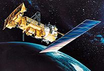 polar-umkreisender Satellit zur Klimabeobachtung