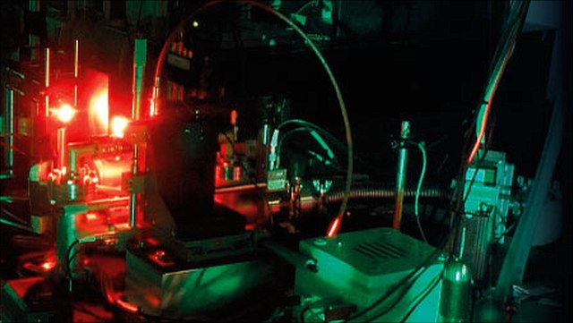 Femtosecond X-Ray