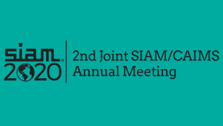 SIAM Annual Meeting 2020