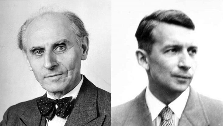 Wilhelm Lenz und Ernst Ising