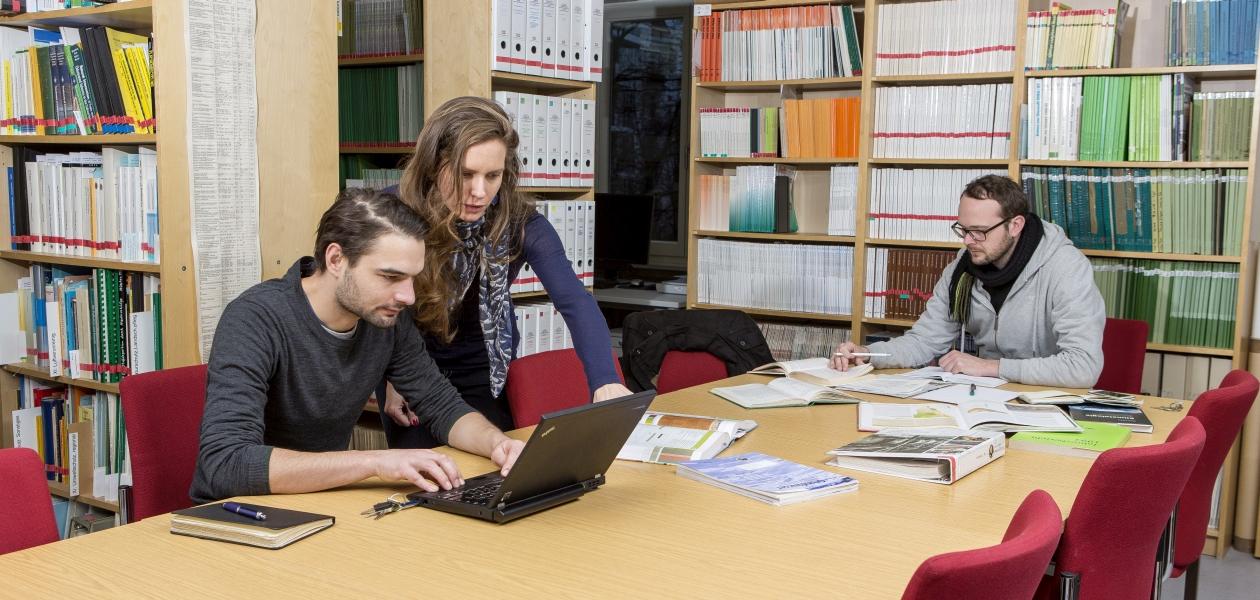 Bodenkunde-Bibliothek
