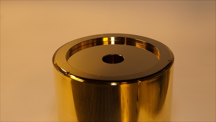 Yb heat shield