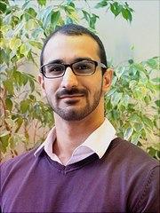 Profilbild Marco Sadeghi Hariri
