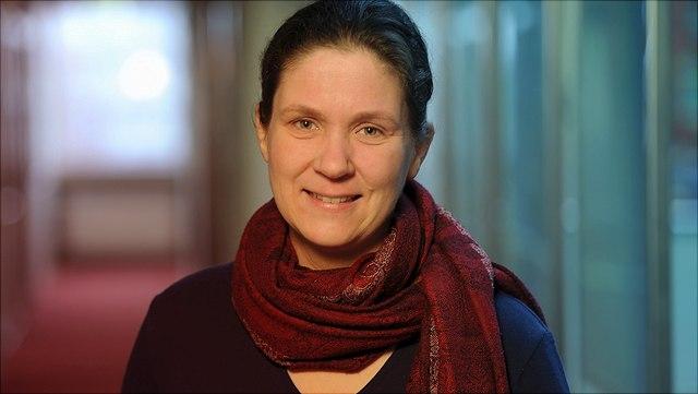 Portrait von Johanna Baehr