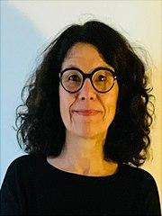 Portrait von Antje Wiener.