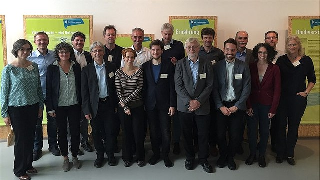 Researcher Team of the Research Training Group