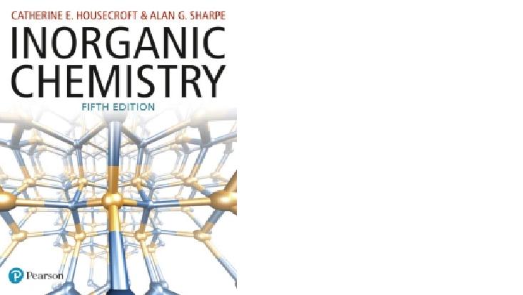 """Cover """"inorganic-chemistry"""""""