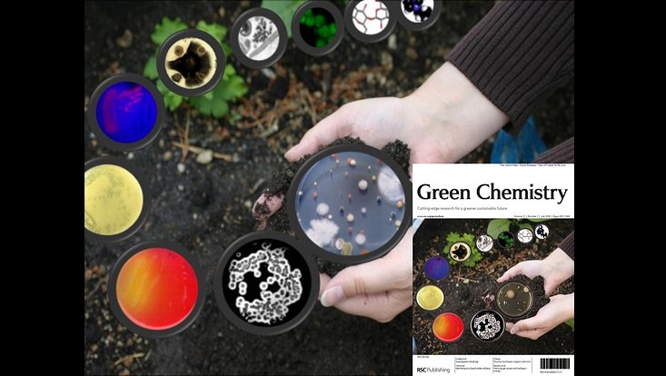 Green Chemestry Cover 7/2009