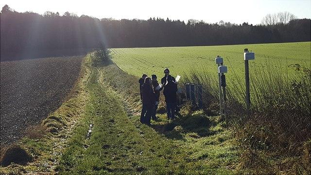 Ökosystemforschung Harburger Berge