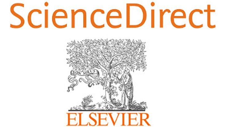 Logo sciencedirect von Elsevier