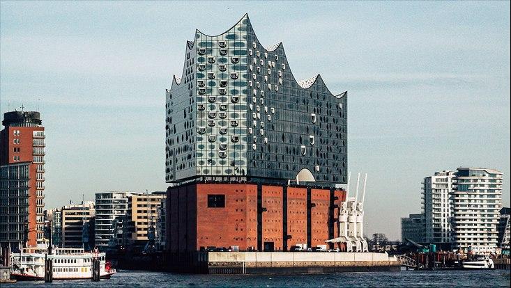 Elbphilharmonie, Hafen Hamburg