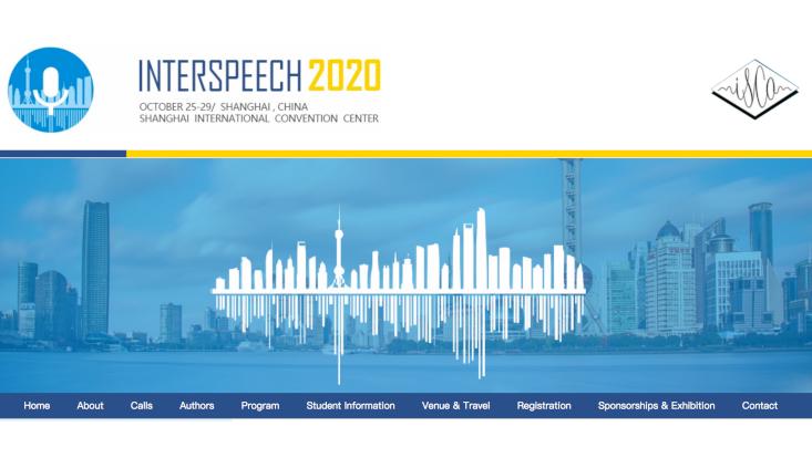 interspeech2020