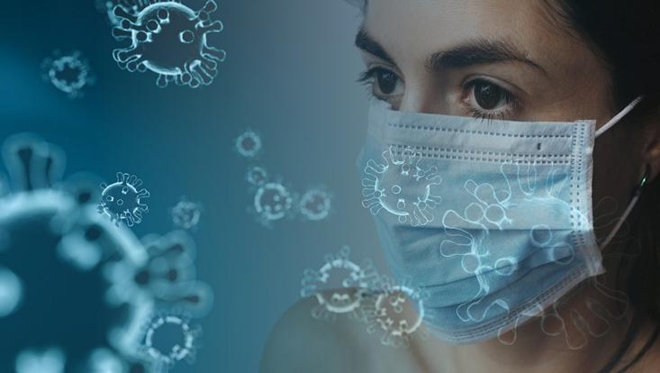 coronavirus-maske