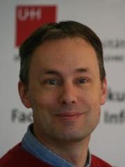 Arne Koors Portrait