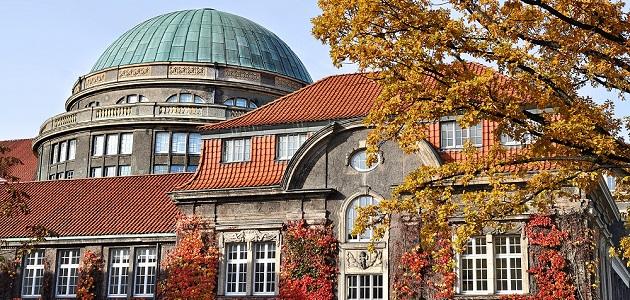 Foto UHH-Hauptgebäude  - Schell