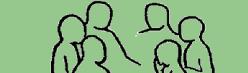 Grafik Netzwerk Friedensforschung