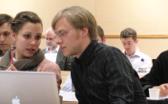 2 Teilnehmer eines ZNF Seminars in Oslo