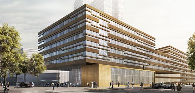 New building KlimaCampus