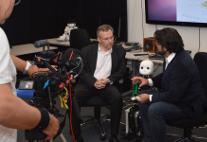 Brasilian TV Interview