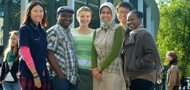Studierende der Graduiertenschule SICSS