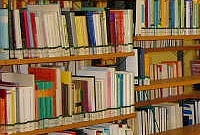 Ausschnitt Bibliothek