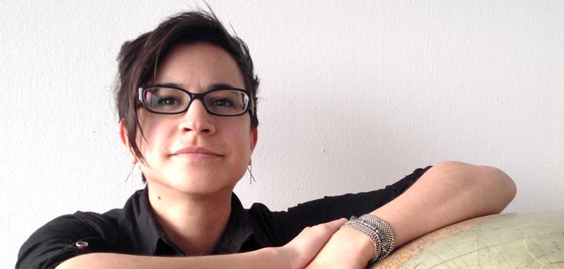 Neue Geophysik-Professorin: Céline Hadziioannou