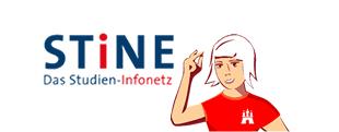 Weiter zum Studien-Infonetz STiNE
