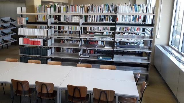 Bibliothek der Geographischen Gesellschaft in Hamburg
